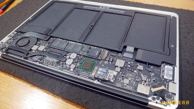 MacBook拆解-板橋Mac維修推薦