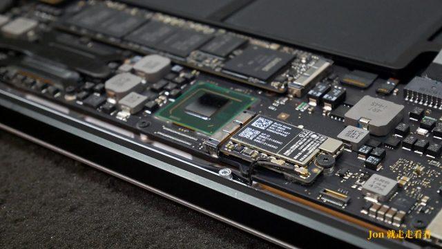 MacBook灰塵清除-板橋Mac維修